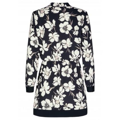 Feminines Kleid LAURA mit stilvollem Blumenmuster /