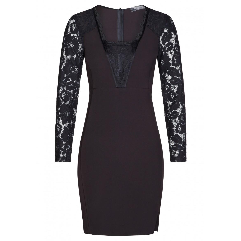 Elegantes Kleid NELE mit verführerischer Spitze