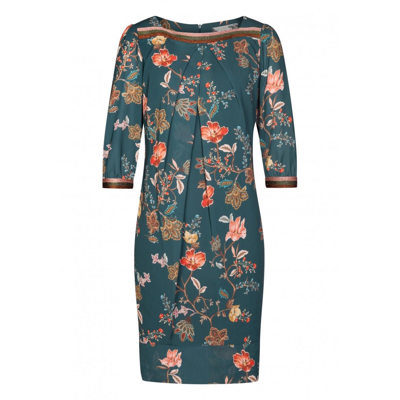 Bezauberndes Kleid ISABELLA mit elegantem Blume...
