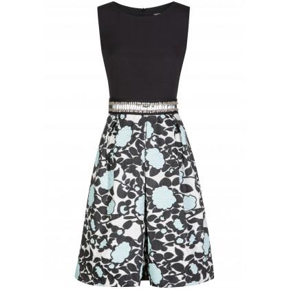 Bezauberndes Kleid FRIEDA mit femininem Blumen-Muster /