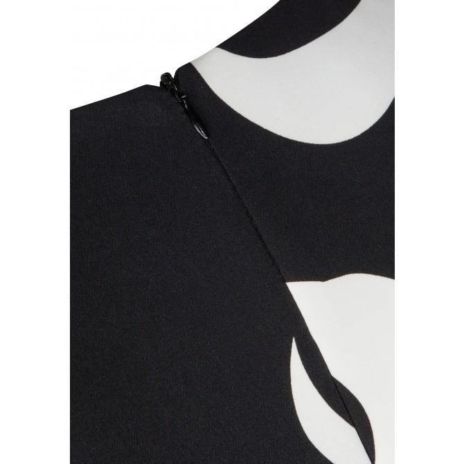 Modisches Kleid LOUISA mit stilvollem Allover-Muster /