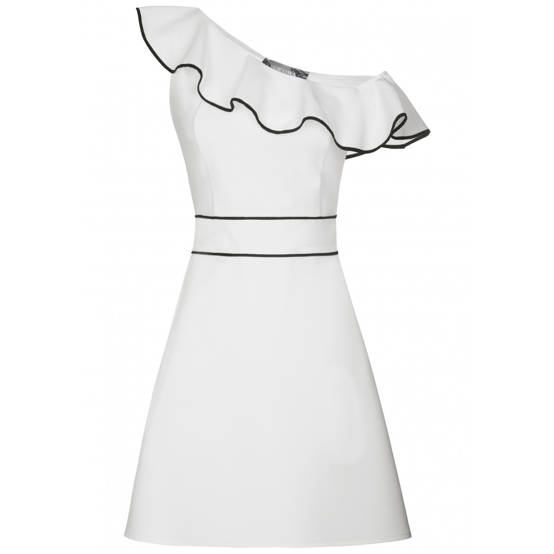 Stilvolles Kleid ELINA mit femininen Details