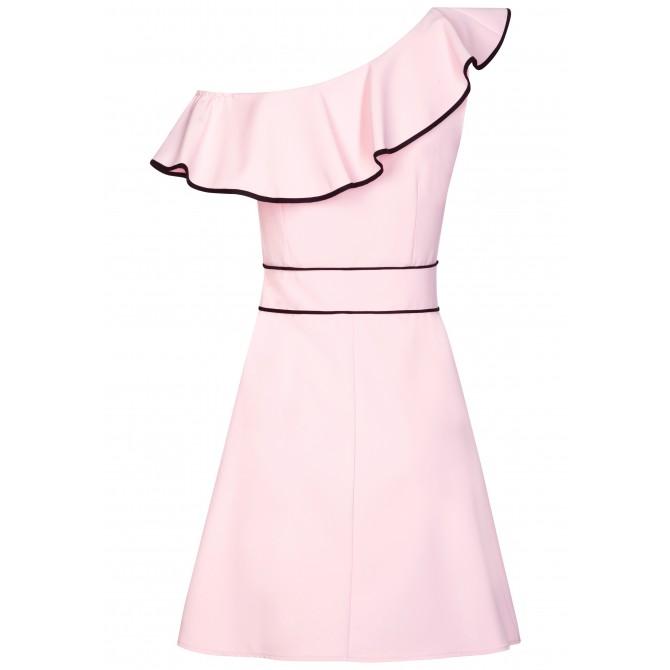 Stilvolles Kleid ELINA mit femininen Details /