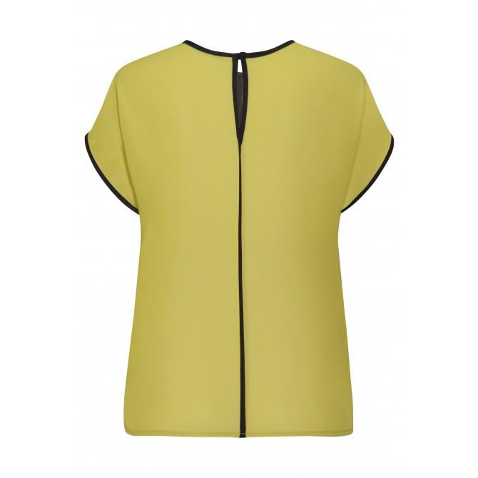 Stilvolle Bluse MARIA in modischer Oversize-Passform /