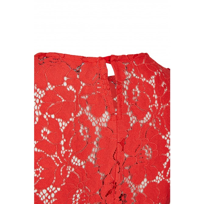 Elegantes Kleid SINA mit stilvollen Spitzen-Details /