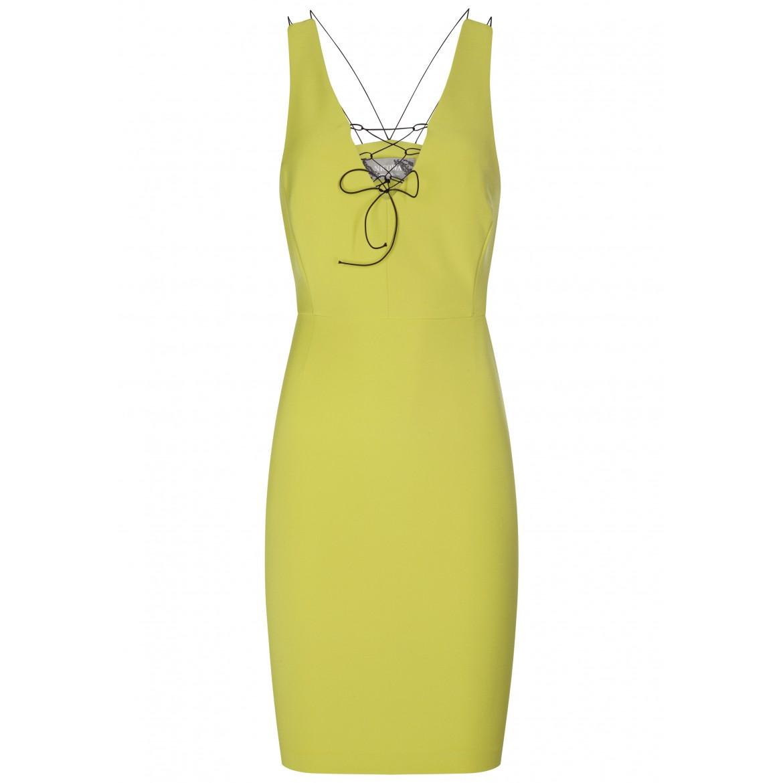 Feminines Kleid KLARA mit verführerischen Details