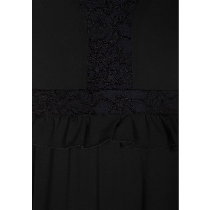 Edles Maxikleid DESIA mit stilvollen Spitzen-Details /