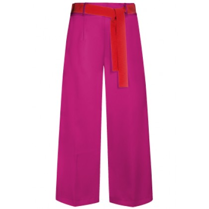 Stylish GIANA trousers with wide leg /