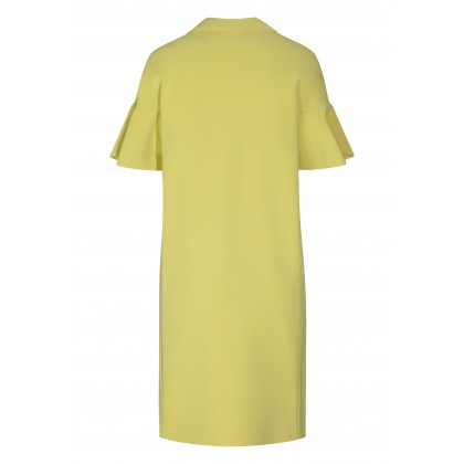 Stylish coat OTEA in minimalistic design /