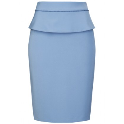 Stylish skirt PIPPA with trendy details /