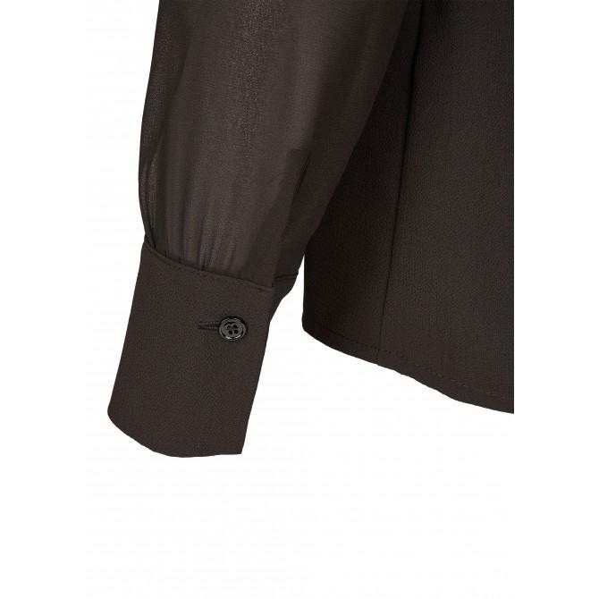 NICOWA – Luftige Bluse NELSA mit geschmackvoller Schleife /