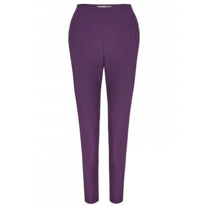 NICOWA - Timeless pants NEVA with tapering leg /