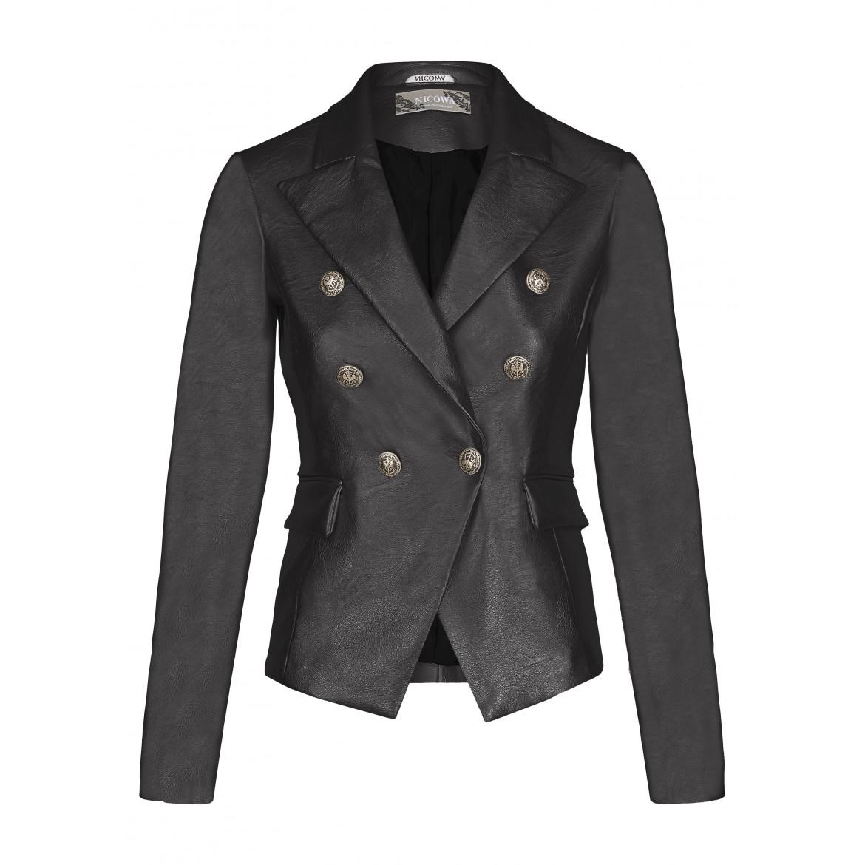 NICOWA – Trendige Jacke ISOLE mit vielen Details