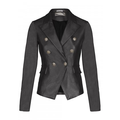 NICOWA - Trendy jacket ISOLE with many details /