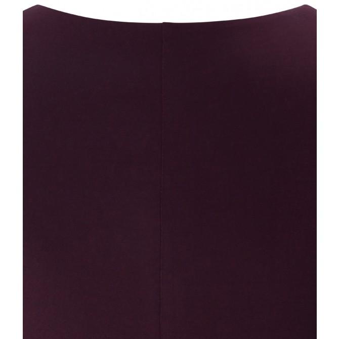NICOWA - Enganliegendes Kleid NIDALMA mit Volantselement /