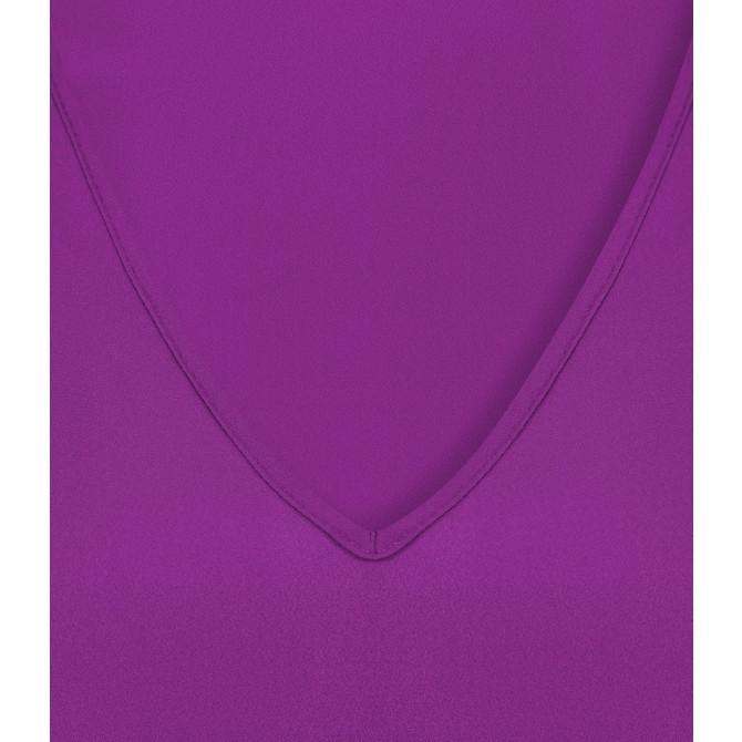 NICOWA - Fließende Bluse OTONINA mit Volants-Details /
