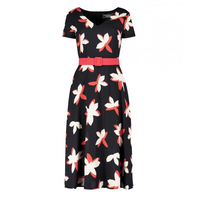 Feminines A-Linien-Kleid EGILIAINA /