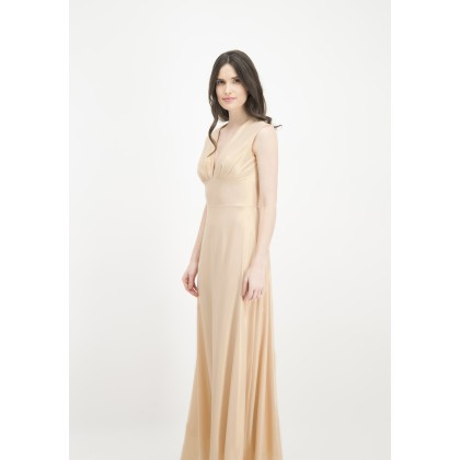 OLARIA evening dress with elegant lustre /