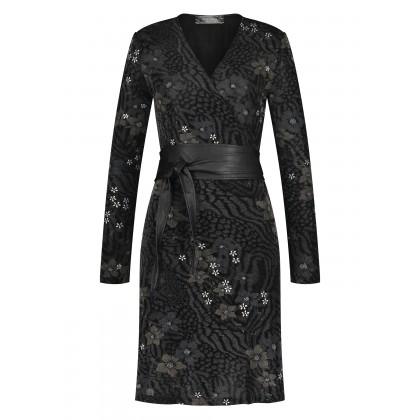 Kleid mit Blumenmuster - NIASIC /