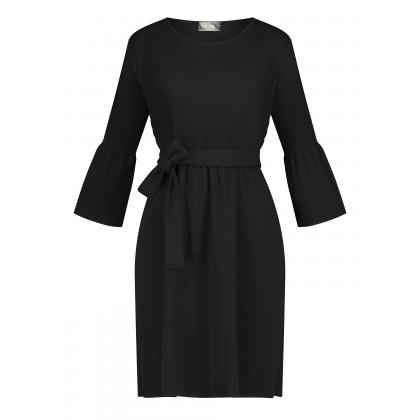 Kleid mit Plisseefalten – ADINO /